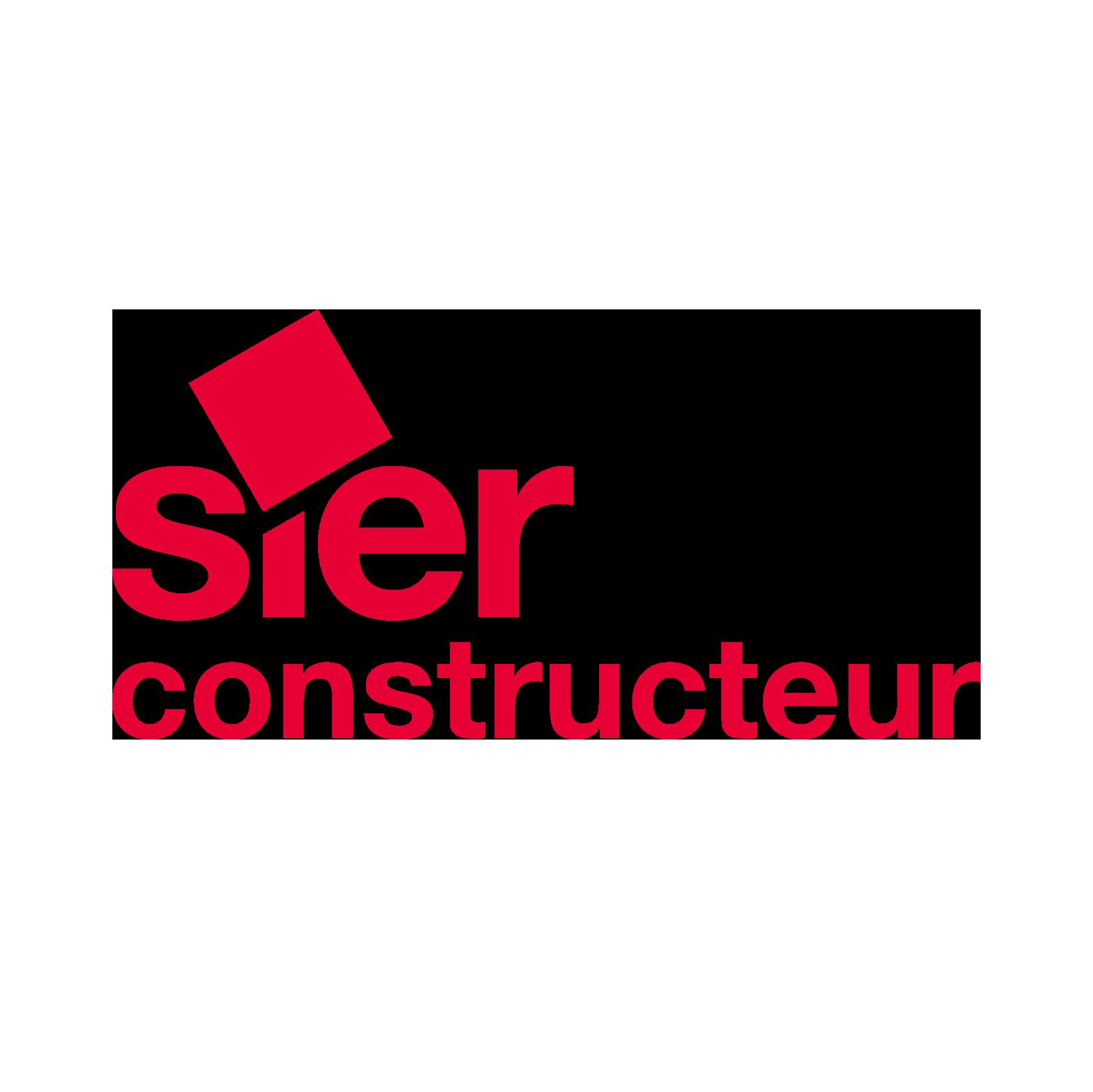 SIER constructeur